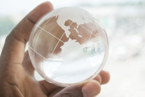 global business travel international concept