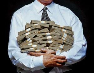 У кого из всех наемных работников самая большая зарплата?
