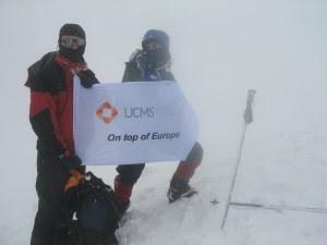 UCMS на Эльбрусе