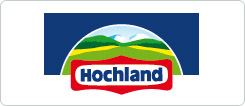 Hochland Russland, Our customer since 2003